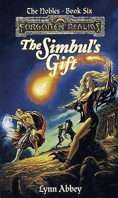 The Simbul's Gift (Forgotten Realms: The Nobles, Book 6) by Abbey, Lynn