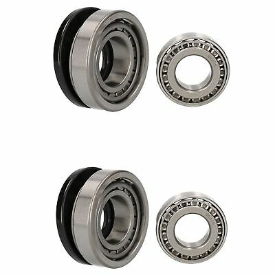 2 Trailer Taper Roller Bearing Kit Set for BPW Drum With Knott 200 x 50mm Brakes