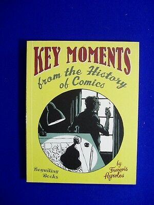 Key Moments from the History of Comics: Francois Ayroles. cartoons.  Ltd. new.
