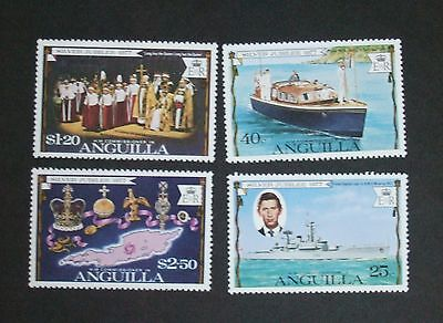 Anguilla 1977 Silver Jubilee MNH UM unmounted mint
