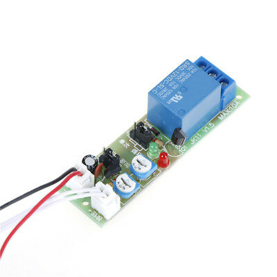DC12V Adjustable Infinite Cycle Loop Delay Timer Time Relay Switch Module XBUK