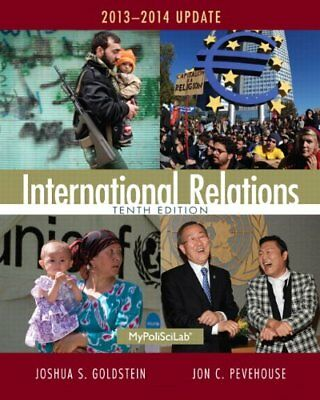 International Relations: 2013-2014 Update Plus NEW MyPolisciLab   (10th Edition)