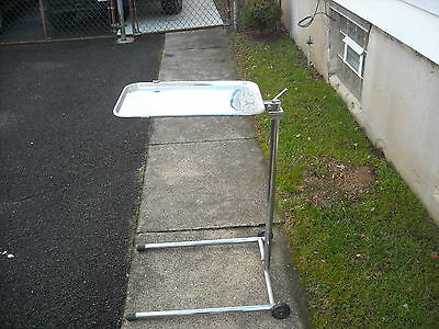 Vintage Stainless Steel Medical Tray LOCAL PICK UP ONLY