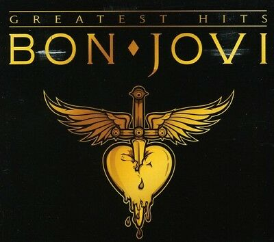 Bon Jovi - Greatest Hits: Ultimate Collection: UK Edition [New CD] UK - Import