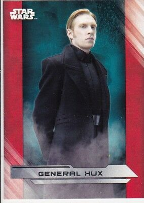 2018 Topps Star Wars The Last Jedi Ii A Job Well Done General Hux Card 73 Collectables Trading Card Singles
