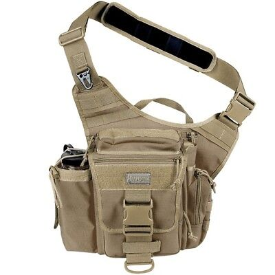 Maxpedition Jumbo Versipack / Waist Pack KHAKI - Worlds #1 All Day Carry Bag