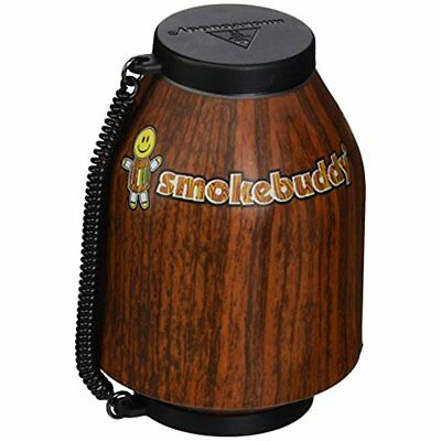 Smoke Air Ionizers Buddy Personal Purifier Cleaner Filter Removes Odor Wood