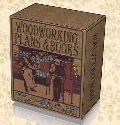 500 Woodworking Books Magazines on DVD 13100 Plans Designs Carpentry Projects B6