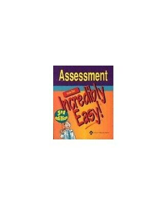 assessment made incredibly easy incredibly easy series