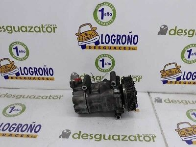 Compresor aire acondicionado CITROEN C4 berlina collection 2006 9651910980
