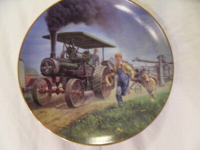 Set of 17 Danbury Mint Farmland Memories Collector's Plates - Special Sale!