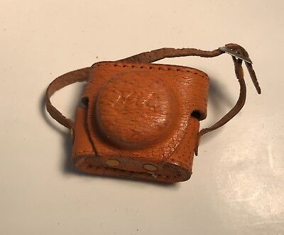 Vintage Hit Mini Camera Leather Case