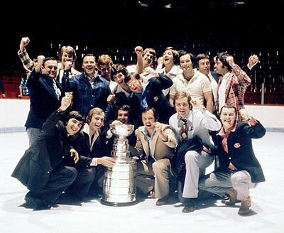 Montreal Canadiens 1976 Stanley Cup Champions 8x10 Photo