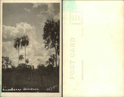 Ouochocer ? Missiones real Photopostkarte 1920