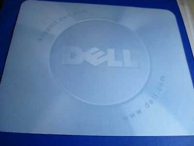 Official Dell Mouse Pad DP/N U5271 Light Blue with bonus