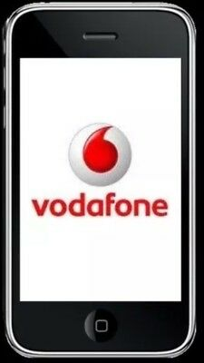 VODAFONE UNLOCK Code IPHONE X 8 8+ SE 5 5C 4 4S 5S 6 6S 7 & 7+ READ DESCRIPTON