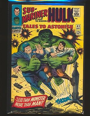 Tales To ASTONISH # 83 VG/Fine Cond.
