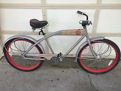 2010 New Belgium Brewing Co Fat Tire Ale, Felt Cruiser In Excellent Condition.