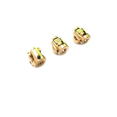 Brass Universal Joint 3-3mm Miniature Copper Coupling Specification Complete BS