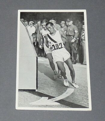 Berlin 1936 Olympic Games Olympia Jeux Olympiques Son Harper Marathon