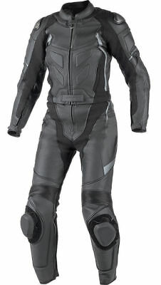 New Ladies Motorcycle Leather Racing Suit Ce Approved Protection All Sizes