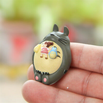 Studio Ghibli My Neighbor Totoro Sleeping Model Figure Toy Figurine Home  Decor
