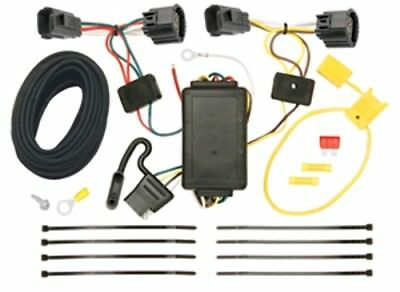 Trailer Hitch Wiring Tow Harness Ford Focus 5 Door Hatchback 2012 2013 2014