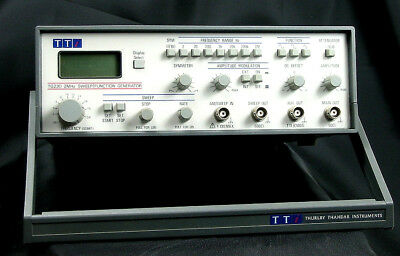 TTi Function Generator TG230 - 2MHz – brand new, never used complete with cables