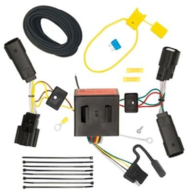 Tekonsha Trailer Hitch Wiring Tow Harness For Ford Escape 2013 2014 2015 2016