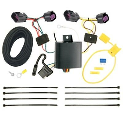 Trailer Hitch Wiring Tow Harness For RAM ProMaster 1500 2500 3500 2014 2015 2016