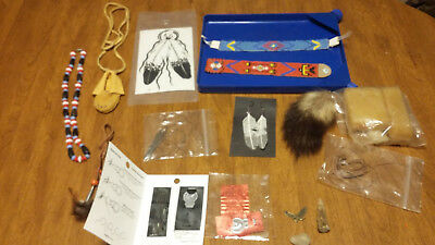 Beadwork Moccasin Necklace Beaded Necklace Feather Earrings Much More In Descrip