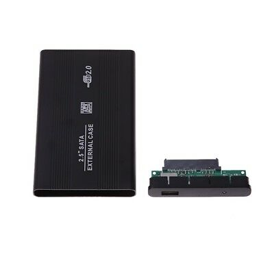 2.5in USB 2.0 3TB SATA HDD Hard Drive HD External Enclosure Disk for Laptop PC