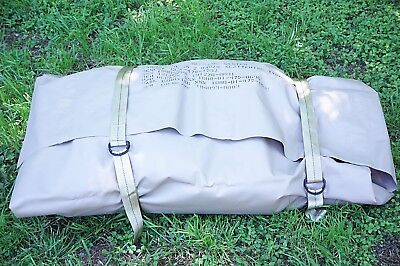 Desert Radar Scattering Type IV Camouflage Screening System 2 Soldier Carry Bag