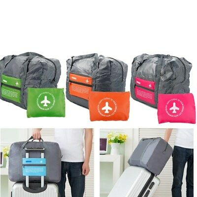 Waterproof Oxford Large Capacity Fold Luggage Packing Tote/Shoulder Travel Bag