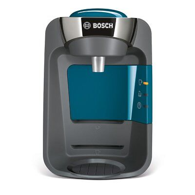 Bosch TAS3205 Tassimo Suny Multibeam Coffee Maker 1300W Blue Pacific Capsules