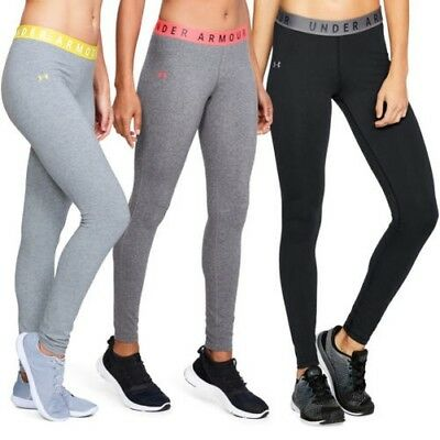 Under Armour Womens 2018 Favourites Performance Fitted Training Leggings