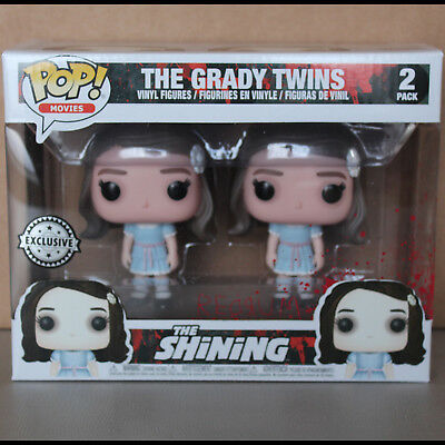 Funko - Pop! MOVIES The Shining The grady Twins Exclusive