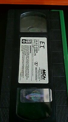 Et The Extra Terrestrial 2002 Vhs
