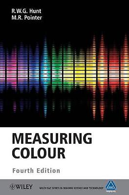 Measuring Colour by R.W.G. Hunt (English) Hardcover Book Free Shipping!
