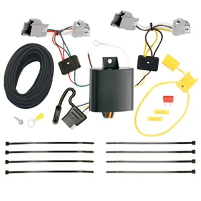 Tekonsha Trailer Hitch Wiring Tow Harness For Lincoln MKS 2013 2014 2015 2016