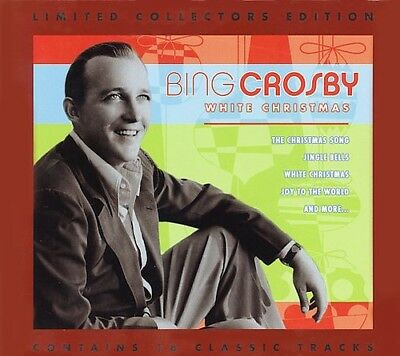 Bing Crosby-White Christmas CD-31