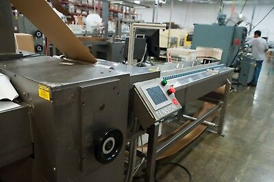 System Packaging SP-600-18-3D, Cold Seal Packaging