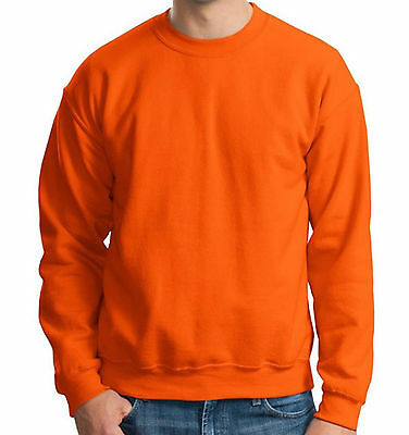 Mens Heavyweight Champion Pullover Weave Solid Crewneck Reverse gdCqwP