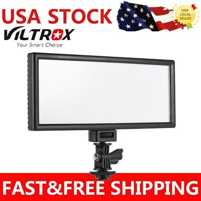 Viltrox L132T Ultra-thin LED Video Light Photography for Camera Fill Lighting