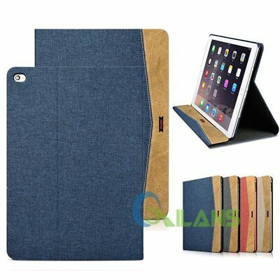 Genuine XOOMZ High Quality Book Folio Flip Stand Case Cover For iPad Air 2