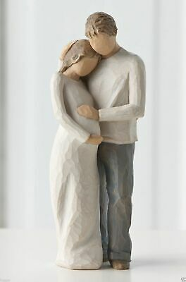 Willow Tree Figurine Home, Together, Our Family is Home Susan Lordi  26252