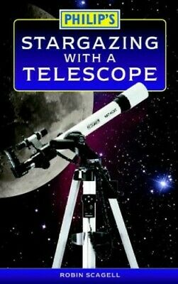Philip's Stargazing with a Telescope by Scagell, Robin Paperback Book The Cheap