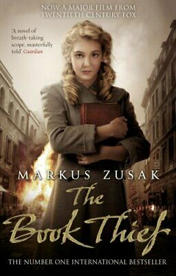 The Book Thief by Zusak, Markus Book The Cheap Fast Free Post