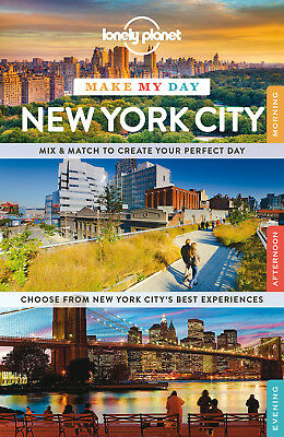 Lonely Planet MAKE MY DAY NEW YORK CITY (Travel Guide) - BRAND NEW 9781743606964