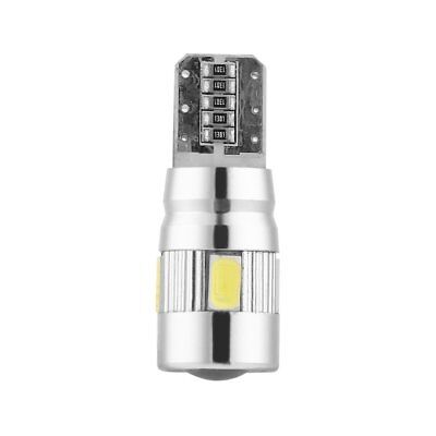 HID White CANBUS T10 W5W 5630 6-SMD Car Auto LED Light Bulb Lamp 194 192 158 CU